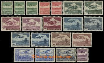213245 -  Pof.L7A-15A, Definitivní vydání, kompletní řada s ŘZ