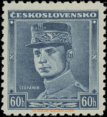 213419 - 1939 Sy.1, Modrý Štefánik 60h; svěží
