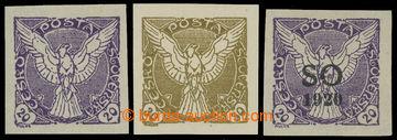 213432 -  Pof.NV5N-NV6N, SO31N, nevydané Sokol v letu 20h fialová *