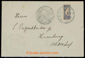 213504 - 1911 KAMERUN - Mi.10H (dříve MI.I), PROVISORIUM LONGJI, dopi