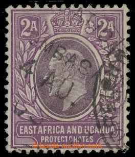 213519 - 1903 SG.3w, Edvard VII. 2A purpurová, průsvitka CA PŘEVR�