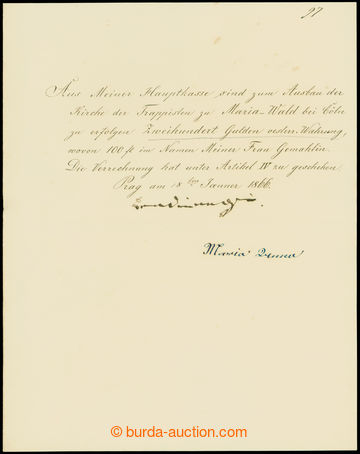 213768 - 1866 FERDINAND V. DOBROTIVÝ, rakouský císař a český král (17