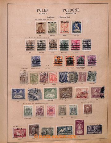 213779 - 1841-1923 [SBÍRKY]  velká sbírka v albu Schwaneberger 192
