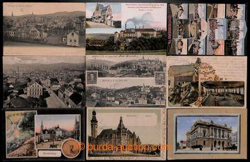 213796 - 1900-1950 [SBÍRKY]  LIBEREC (Reichenberg), sbírka více než 3