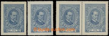 214478 -  Pof.140 ST, 125h modrá, sestava 2 jednotlivých kusů, typ