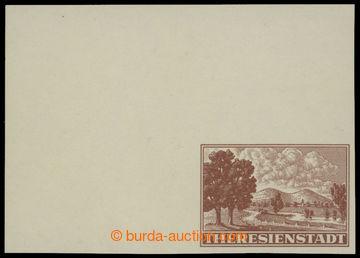214778 - 1943 Pof.ZPrA1a, Připouštěcí známka z propagačního ar