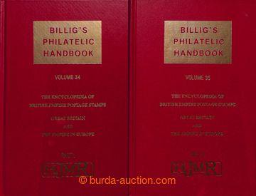 214972 - 1948 BILLIG'S PHILATELIC HANDBOOK - legendární Billigova p