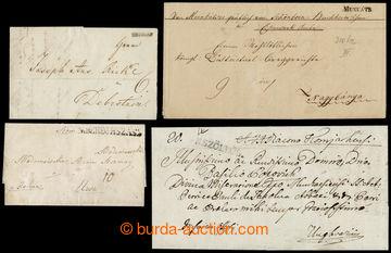 215025 - 1815-1843 N.SZÖLLÖS. / V. BEREGHSZÁSZ / UNGVAR/ MUNKÁTS