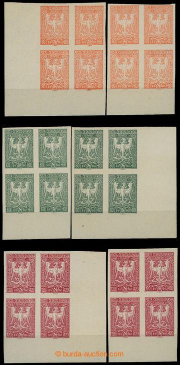215043 - 1945 OLOMOUC / dvě kompletní série tzv. Olomouckého vyd�