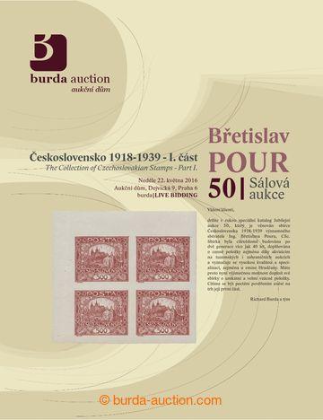 215194 - 2016 BURDA AUCTION s.r.o., catalogue Jubilee Aukce 50, color