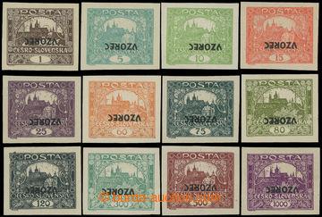 215215 -  Pof.1vz, 3vz, 6vz, 7vz, 11vz, 17avz 18vz, 19vz, 21vz, 23vz,