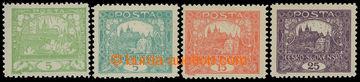 215285 -  Pof.3E-11E, 5h světle zelená, 5h modrozelená, 15h a 25h