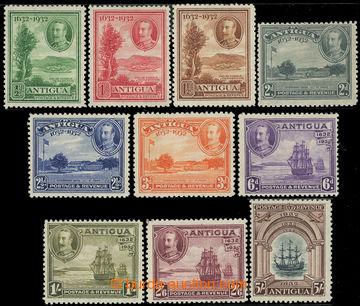 215643 - 1932 SG.81-90, Jiří V. - Motivy ½P - 5Sh, kompletní sér