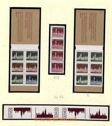 215918 - 1984-1990 [SBÍRKY]  sbírka ve dvou šanonech na listech, o