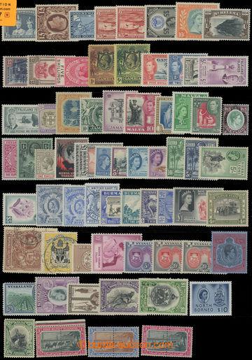 216167 - 1911-1960 [SBÍRKY]  zajímavá partie vybraných vysokých