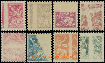 216252 -  Pof.151-161 VV, sestava 8ks, hodnoty 20h - 250h, vše s obt