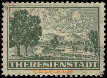 216295 - 1943 Pr1A, Připouštěcí známka s fragmentem DR, ŘZ 10½