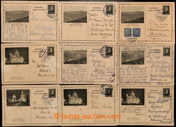 216333 - 1932 CDV47/1-4, IX. všesokolský slet pro ciziny s přitiš