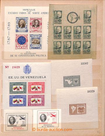 216346 - 1930-1960 [SBÍRKY]  ARŠÍKY / zajímavá sbírka 48 různ�