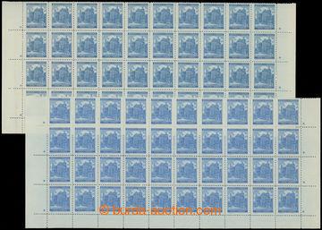 216705 - 1941 Pof.59, Landscape III. issue, Pardubice 2 Koruna bright