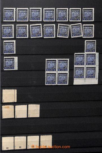216946 - 1939-1945 [SBÍRKY]  AKUMULACE /  mimořádná obchodní zá