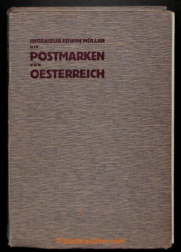 217362 - 1927 AUSTRIA-HUNGARY / DIE POSTMARKEN VON AUSTRIA (Edwin Mü