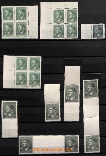 217458 - 1939-1945 [SBÍRKY]  AKUMULACE / v zaplněném 30-listovém
