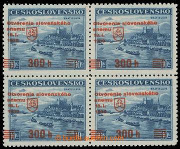 217633 - 1939 Sy.A1(Pof.350) VV, otevření slovenského sněmu 300/1