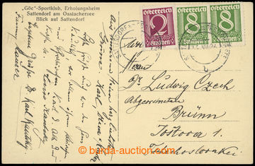 217780 - 1936 KAUTSKY Karl (1854-1938), German socialistický politic