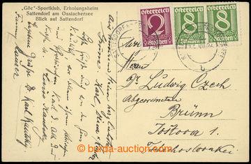 217780 - 1936 KAUTSKY Karl (1854-1938), německý socialistický poli