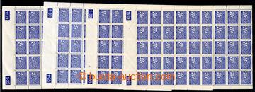 218045 - 1939 ARCHOVINA / Pof.DL1-DL14, kompletní řada neúplných