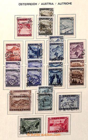 218073 - 1945-2003 [SBÍRKY]  GENERÁLNÍ / značně kompletní sbír