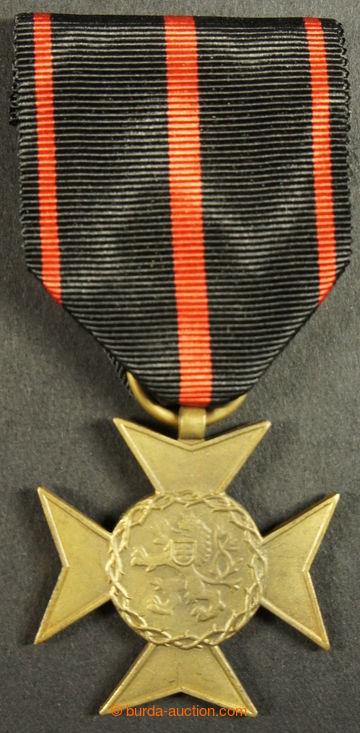 218099 - 1945 ČSR / Pamětní kříž SVOP + miniatura + pamětní s