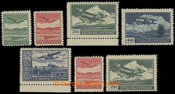 218184 -  Pof.L7A, L8A, L9A, L11A + L8B, L9C, Definitivní vydání,