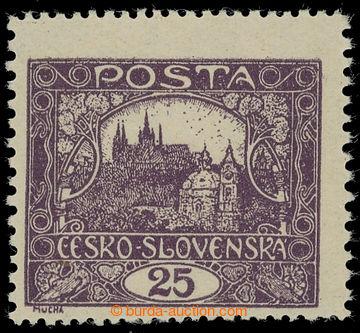 218235 -  Pof.11F IIp, 25h fialová, ŘZ 13 ¾ : 11 ½, II. typ pří