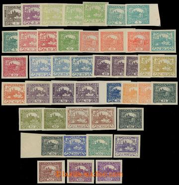218330 -  Pof.1-26, sestava 44ks, hodnoty 1h - 1000h, mj. 10h zelená
