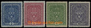 218526 - 1916 VÝPLATNÍ / VELKÝ FORMÁT / ANK.200-303, 2K-10K tmav�