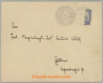 218553 - 1910 KAROLINEN / Mi.10H (dříve MI.II), PROVISORIUM PONAPE,