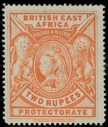 218678 - 1897-1903 SG.93, Viktorie 2R oranžová; bezvadné, kat. £1