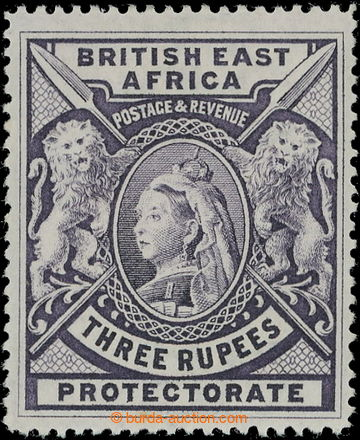 218679 - 1897-1903 SG.94, Viktorie 3R tmavě fialová; bezvadná, kat