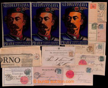 218686 - 1900-2019 [SBÍRKY]  ČR, ČSR, NĚMECKO, RAKOUSKO, CIZINA,