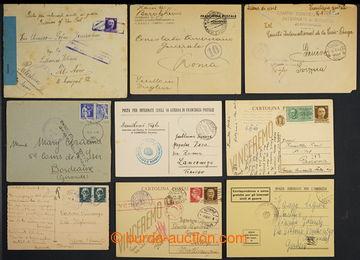219068 - 1940-1944  ITALSKÉ VĚZNICE A KONCENTRAČNÍ TÁBORY FAŠIS