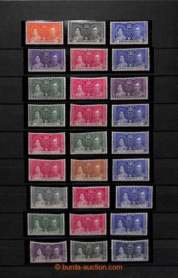 219076 - 1937 [SBÍRKY]  OMNIBUS / KURUNOVACE 1937 / kompletní sesta