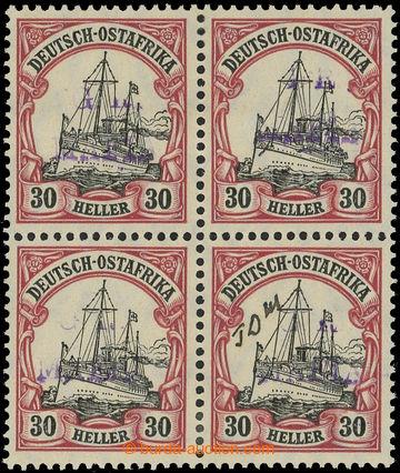 219107 - 1915 MAFIA ISLAND - britská okupace SG.M6Cvar, Císařská