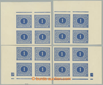 219272 - 1928 ČESKOSLOVENSKO / Pof.DL62N, Definitivní vydání 1Kč