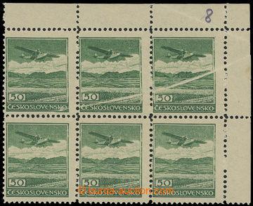219293 -  Pof.L7A II VV, Definitivní vydání 50h, ŘZ 13¾, pravý