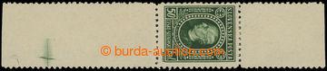219565 - 1939 ZT  zkusmý tisk nepřijatého III. návrhu známky Hli