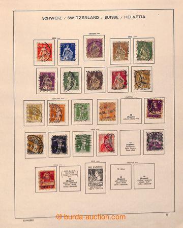 219929 - 1900-2000 [SBÍRKY]  AKUMULACE / především raz., moderní