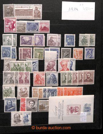 219932 - 1918-1992 [SBÍRKY]  AKUMULACE / DUBLETY / zbytková partie