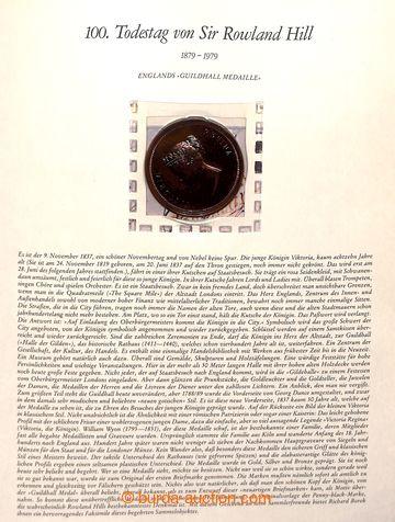 220112 - 1971-1977 [SBÍRKY]  ROWLAND HILL / námětová sbírka zn.